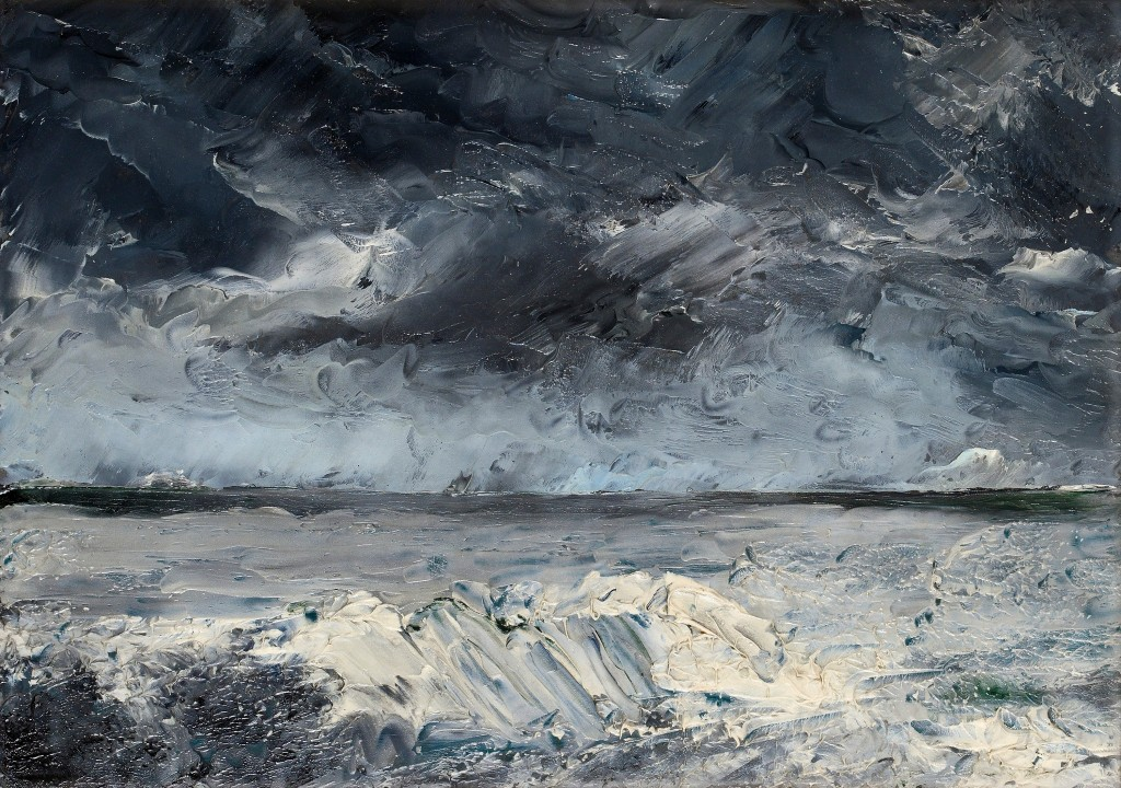 visuel Water study (August Strindberg)