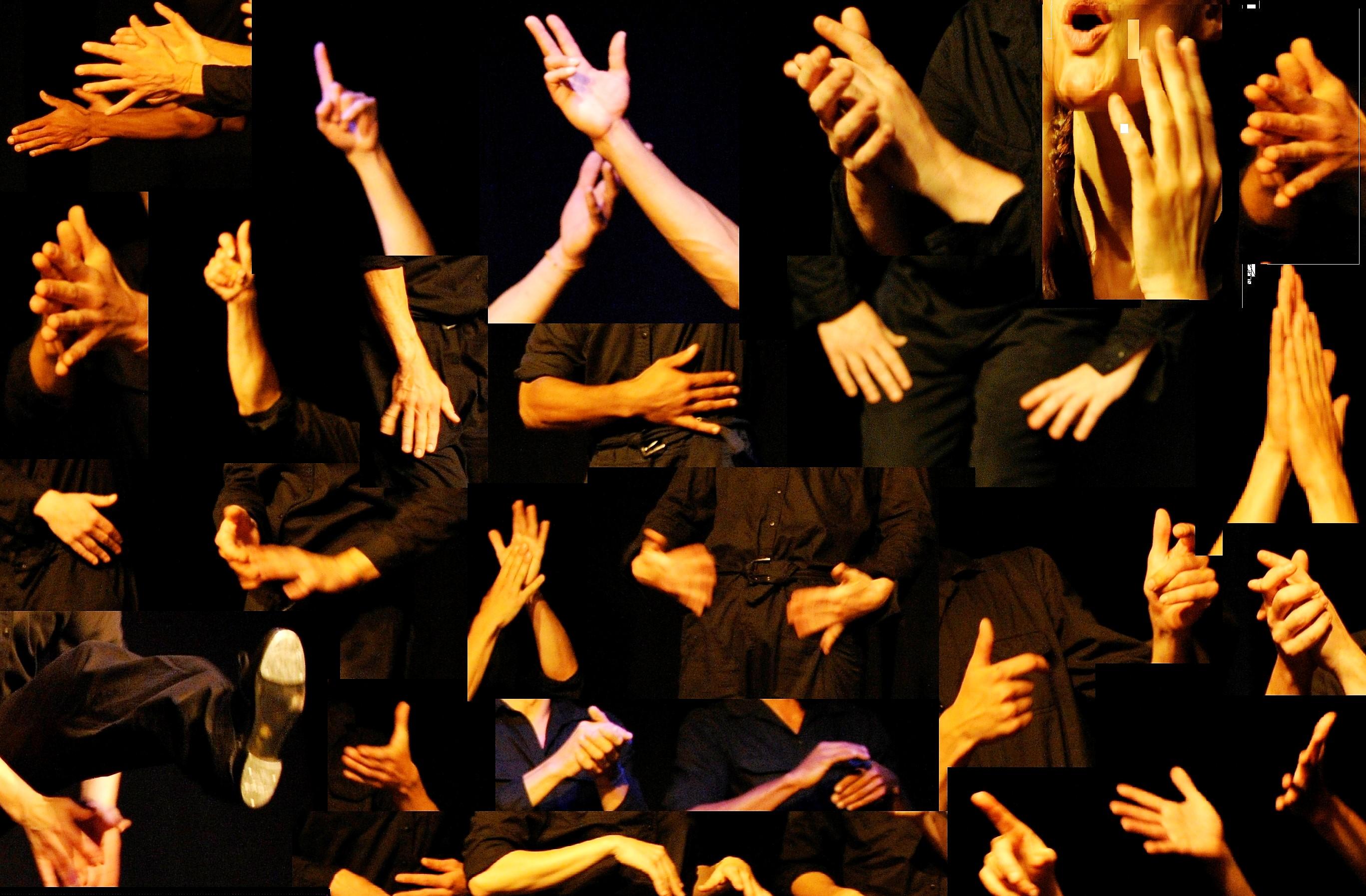 Recherche autour des danses contemporaines et percussives